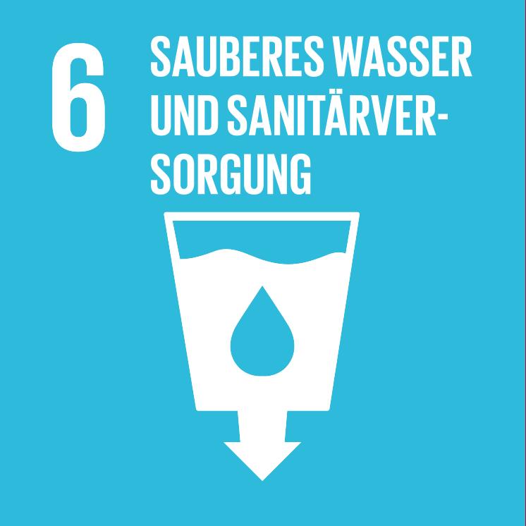 6 Sauberes Wasser und Sanitärversorgung