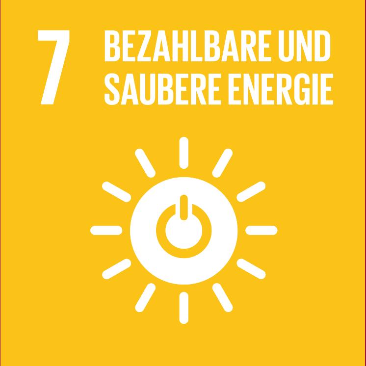 7 Bezahlbare und saubere Energie