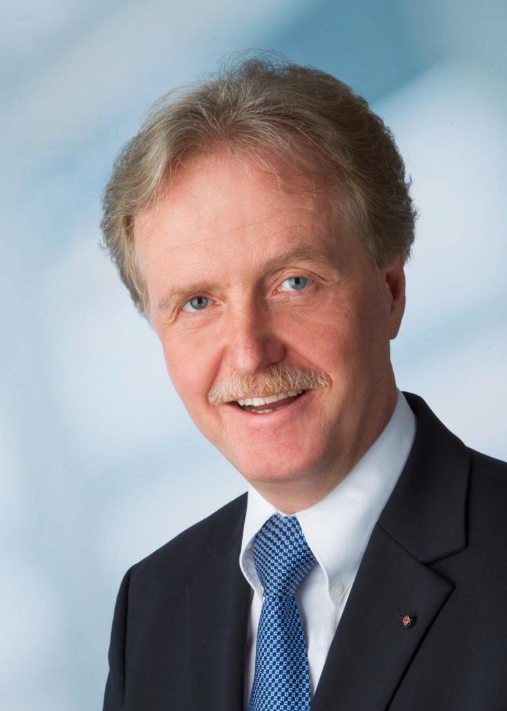 Dir. Günter Bergauer, MBA